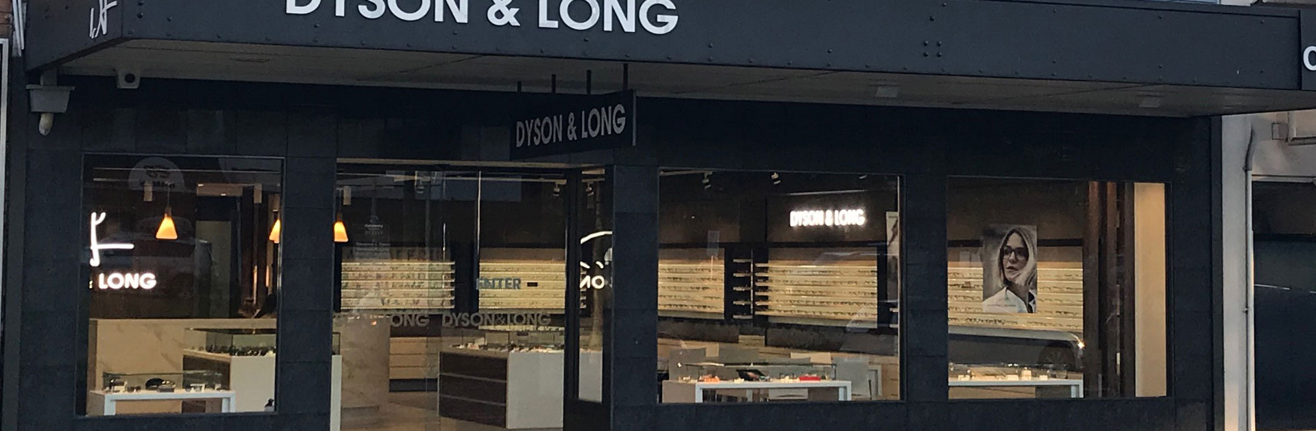 Dyson and Long Optometrists Bairnsdale